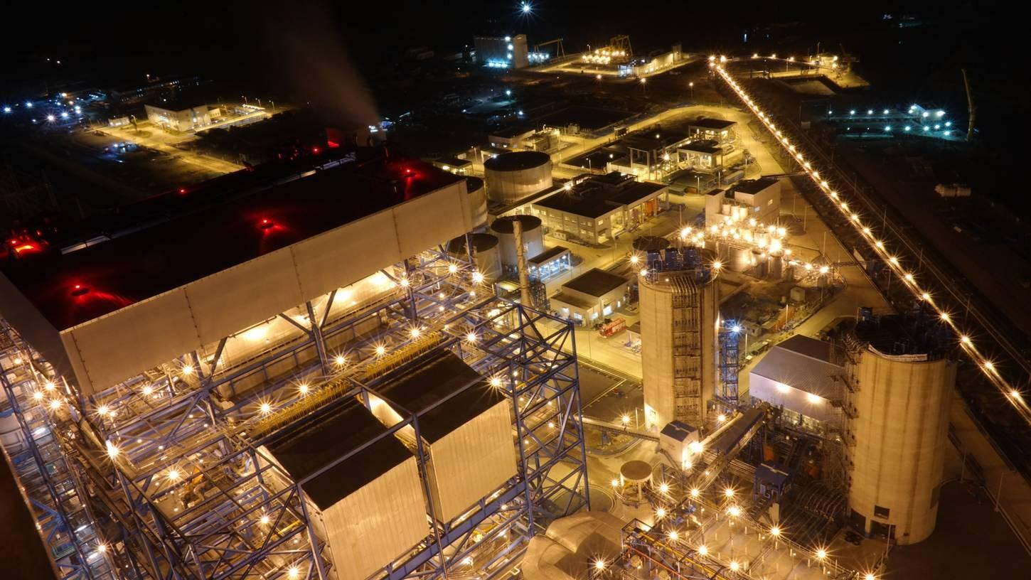 Mong Duong 2 (BOT) Thermal Power Plant