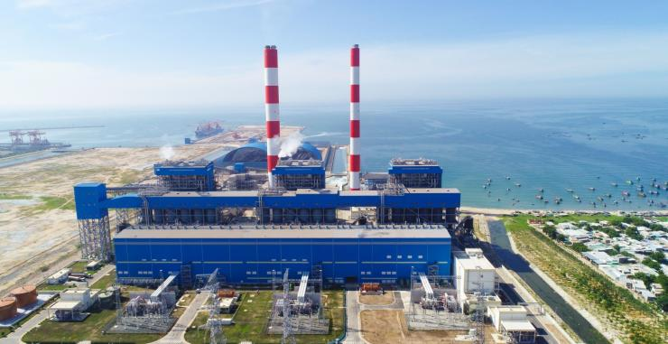 VINH TAN 4 AND 4 EXTENSION THERMAL POWER PLANT PROJECT